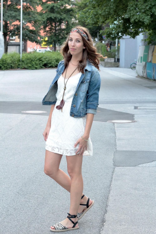 Liebreizend Fashion Sommer Look