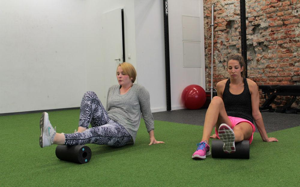 Liebreizend Basefive Innsbruck Funktionales Training Faszienrolle Fitness Fitnessblog
