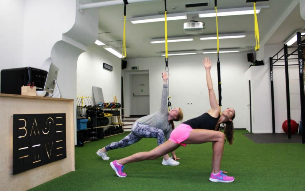 Personal Training mit Basefive Innsbruck