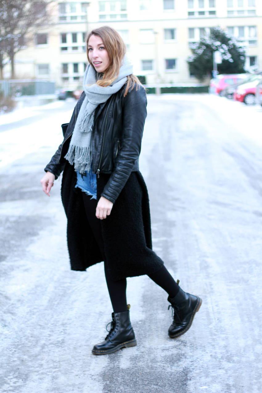 Dr Martens Winter Fashion