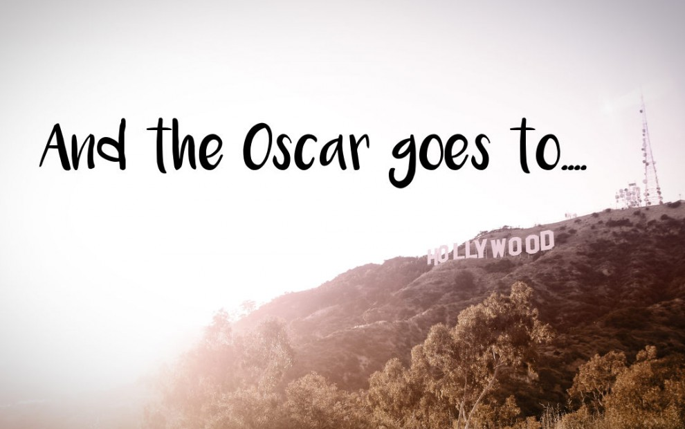 Liebreizend Oscars 2016