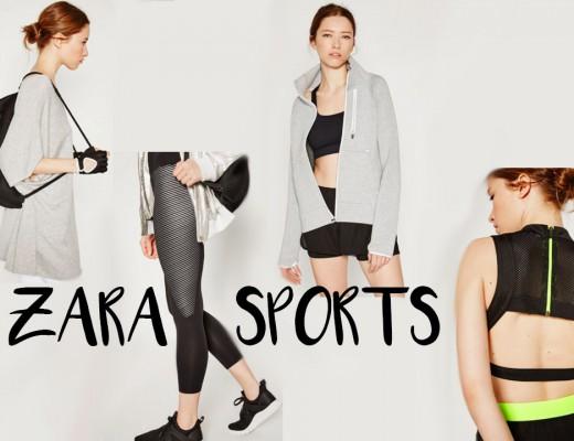 Liebreizend Zara Sport Fitness Kollektion Fitnessblog