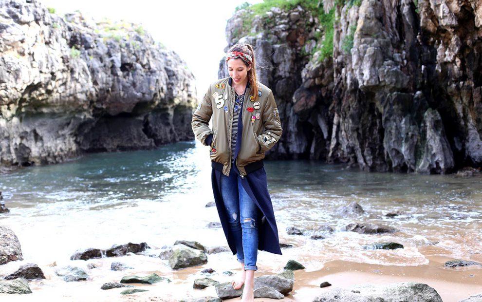 Liebreizend-Fashionblog-Tirol-Innsbruck-Outfit-Zara-Bomberjacke-Patches-Lissabon-Cascais-Titel