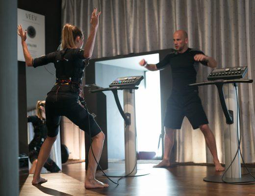 EMS-Fitness Training Innsbruck, Fitness, Fitnessblog, Veev Innsbruck