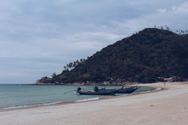 Travel Diary Koh Phangan, Thailand, Bottle Beach