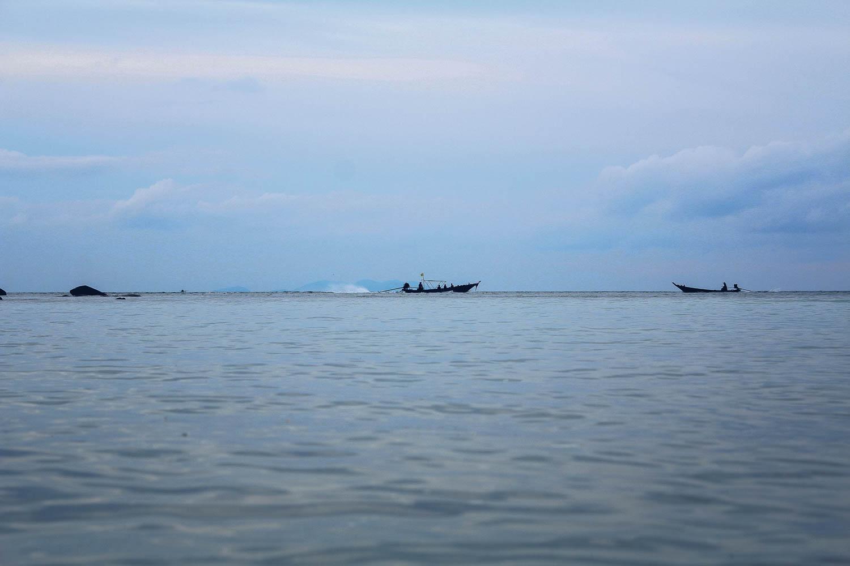 Travel Diary Koh Phangan, Thailand, Long Tail Boot
