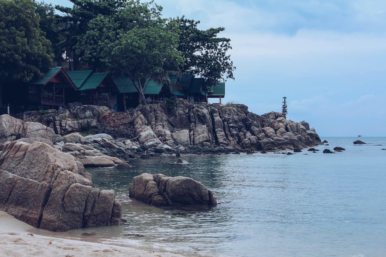 Travel Diary Koh Phangan, Thailand