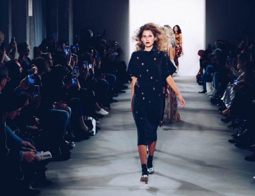 Rebekka Ruetz Fashion Show AW 17/18, Berlin Fashion Week, Neosens