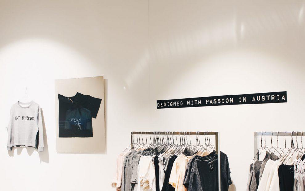 Besuch im neuen Rebekka Ruétz Flagship Store in Innsbruck