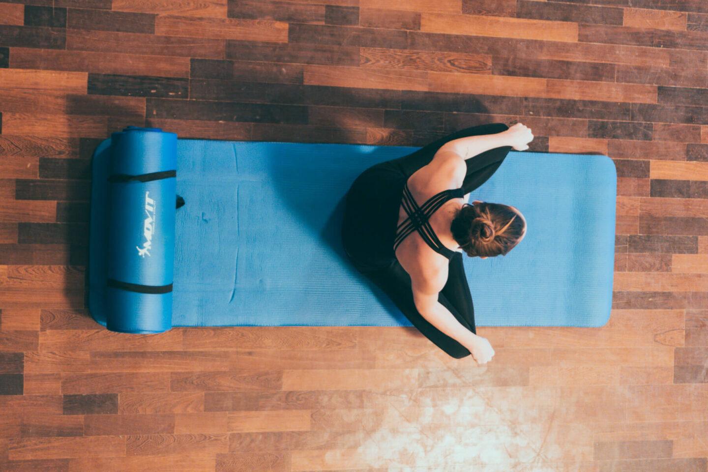 30-Tage-Challenge: Yoga