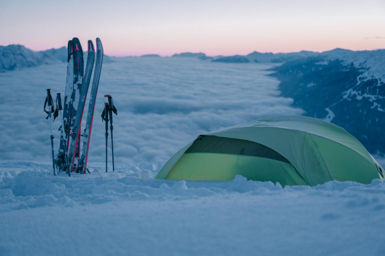 Alpine Life: Eine Nacht im Schnee auf 2400 Metern