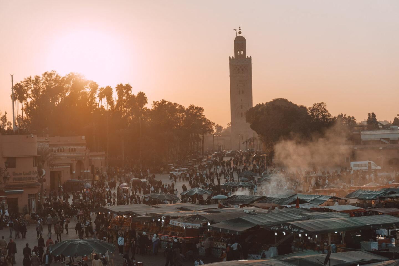 Travel Diary und Video: Marrakech