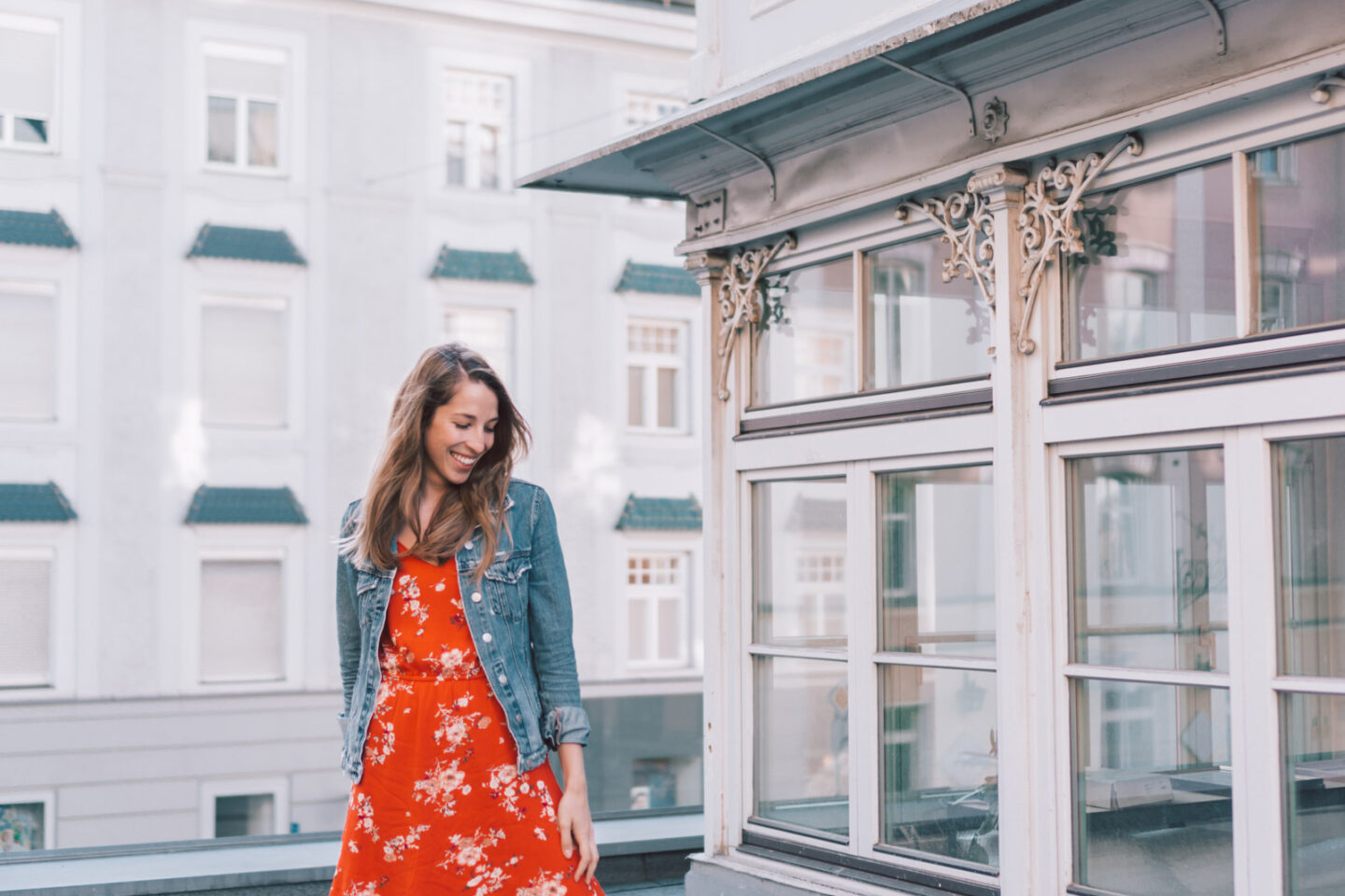 Outfit: Sommer Feeling im April