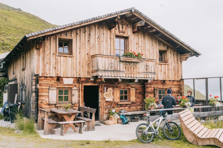 Wandern: Vom Pop Down Hotel auf die Riederer Hochalm