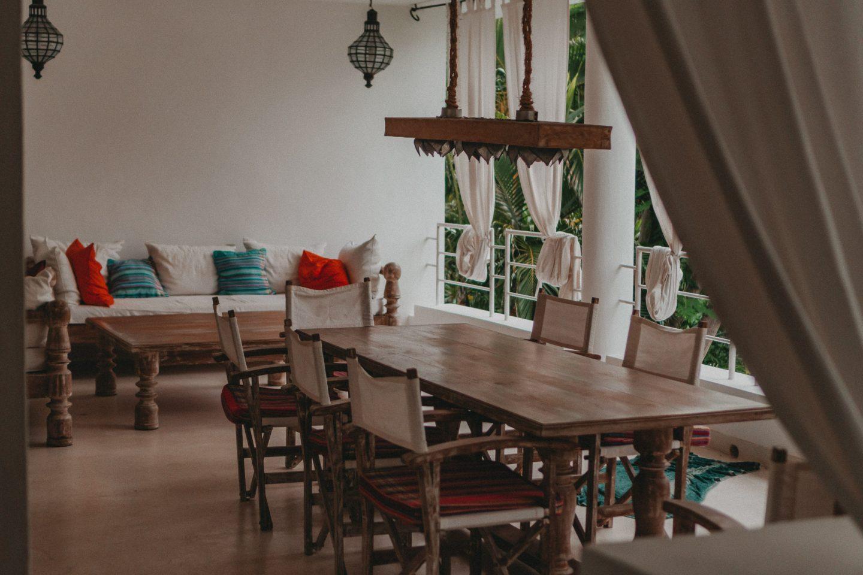 Urlaub in Kenia: Unser Haus im Amani Beach Resort