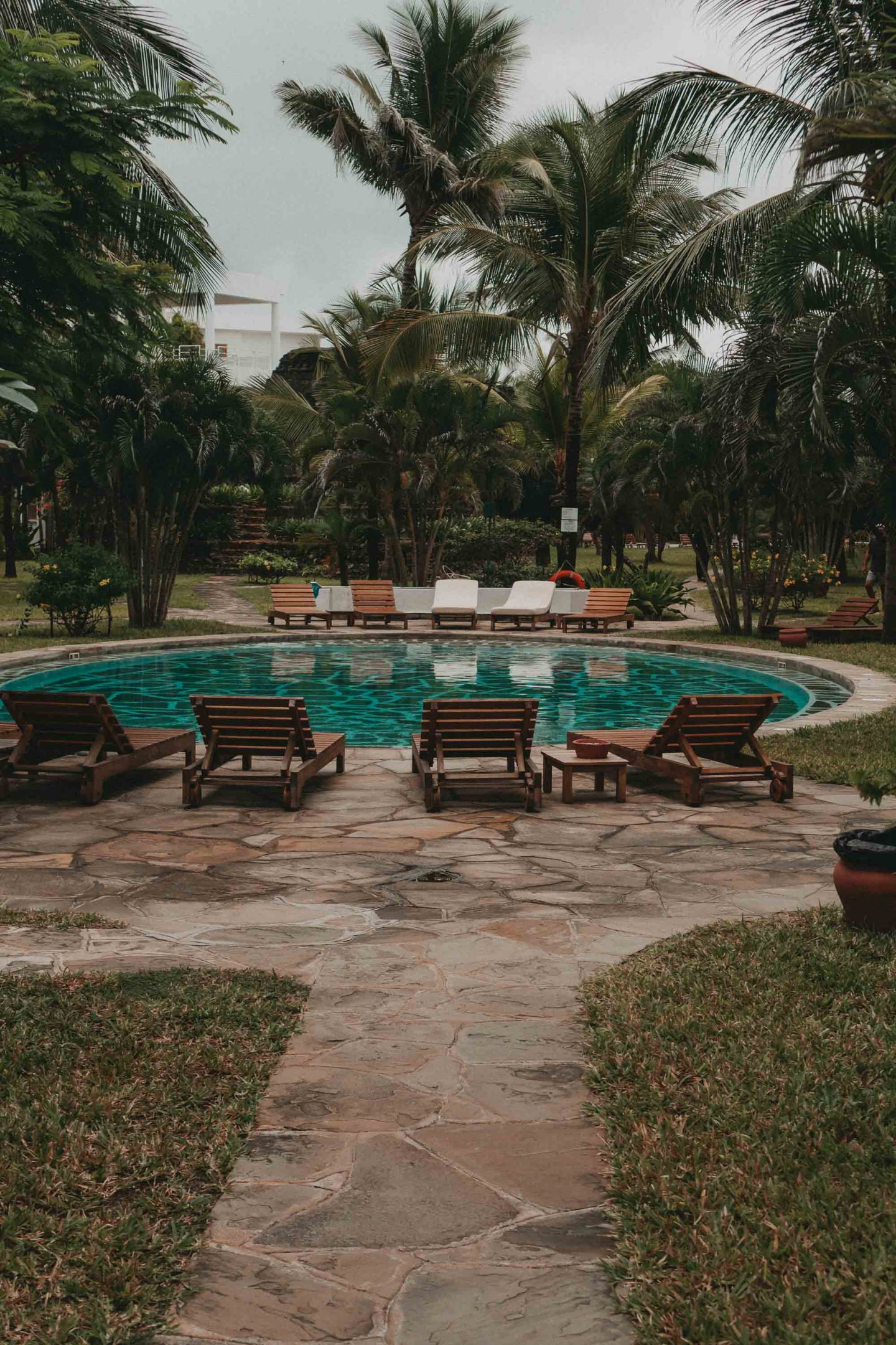 Urlaub in Kenia: Amani Beach Resort